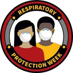 Respiratory Protection Week logo