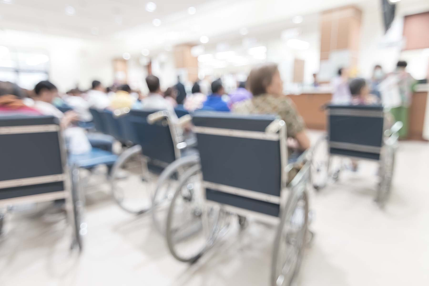 wheelchair patients