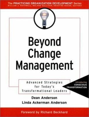 Book cover: Beyond Change Management
