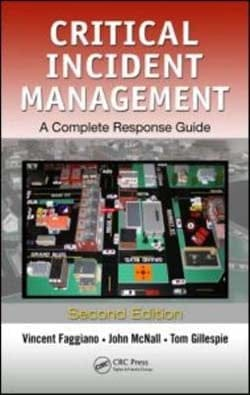 Book cover: Critical Incident Management