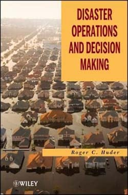 Book cover: Disaster Operations and Decision Making