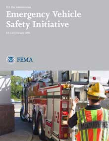 emergency vehicle safety initiative cover