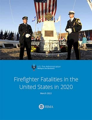 Firefighter fatalities in the United States in 2019