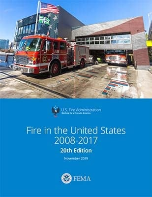 Fire in the United States 2008-2017