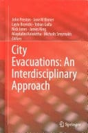 Book cover: City evacuations: an interdisciplinary approach