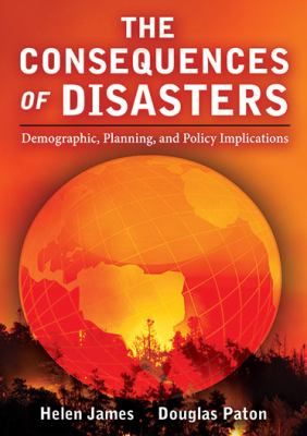 Book cover: The Consequences of Disasters