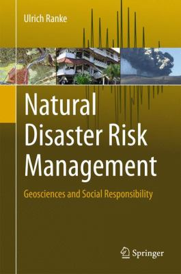 Book cover: Natural Disaster Risk Management