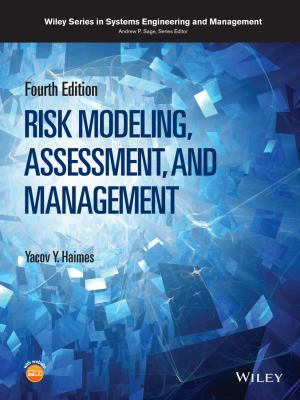 Book cover: Risk Modeling, Assessment and Management