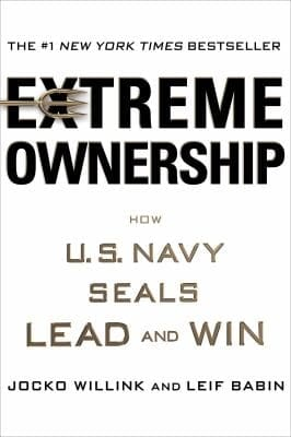 Book cover: Extreme ownership