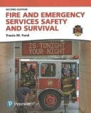 Book cover: Fire and emergency services safety and survival