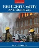 Book cover: Firefighter safety and survival