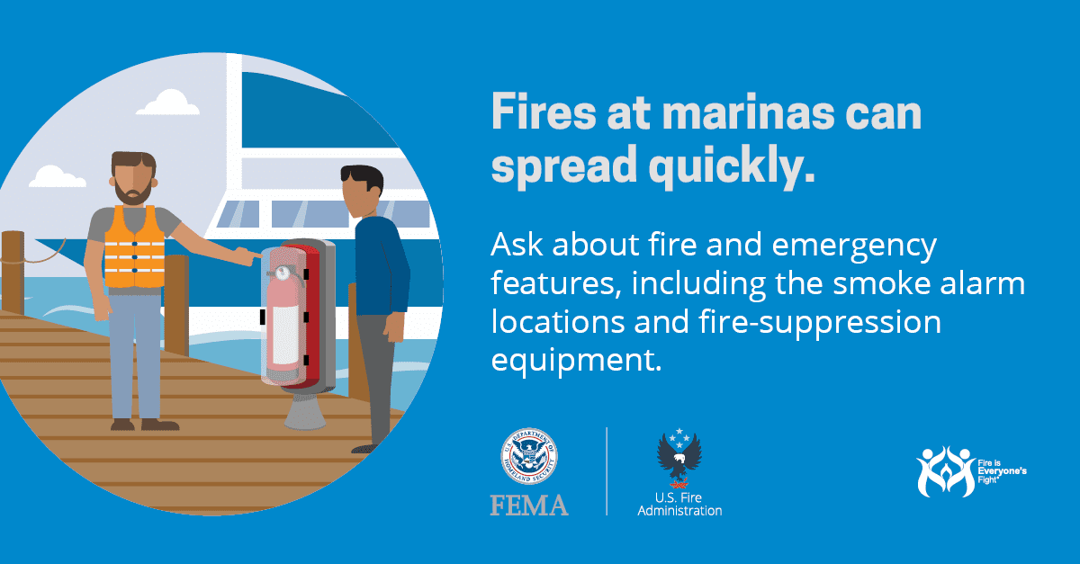 marina fire safety